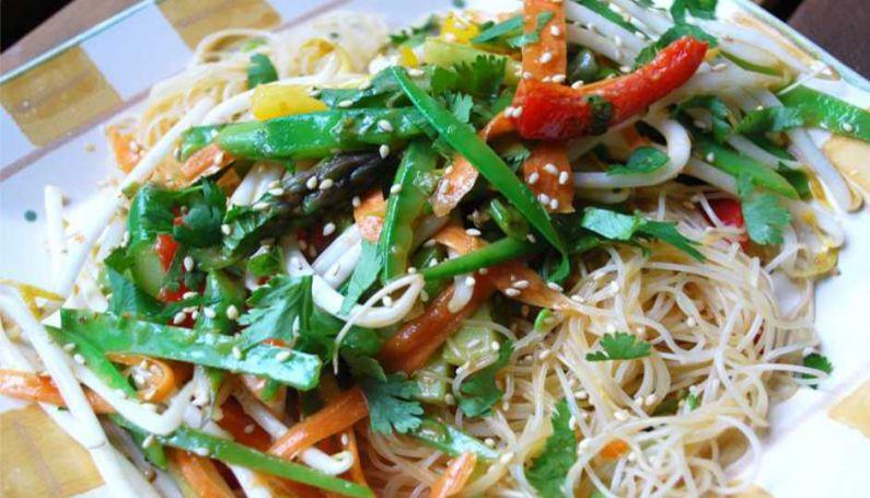 Recipe -- Asian Noodle Salad