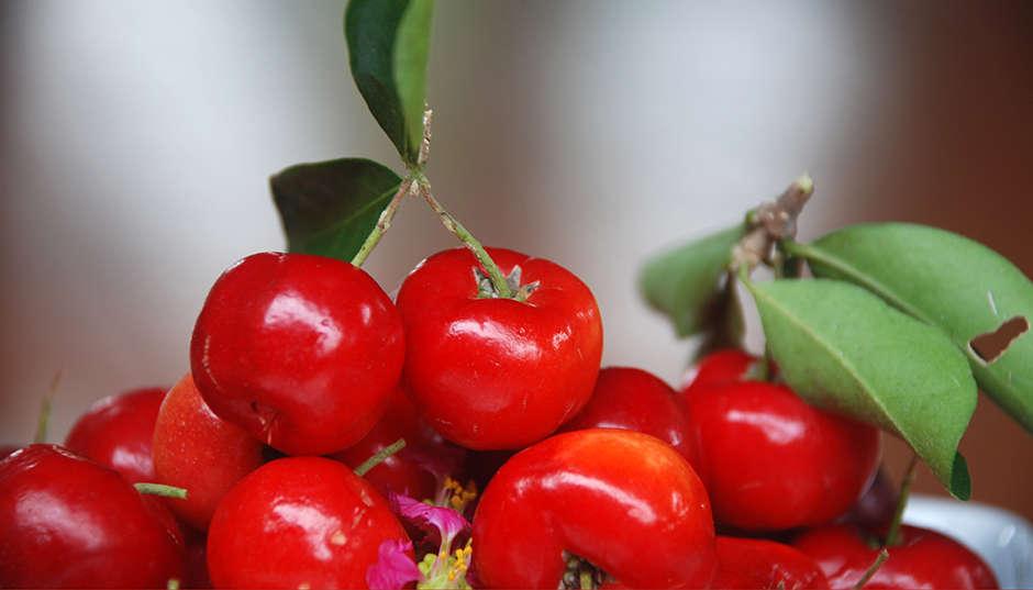 Acerola Berries