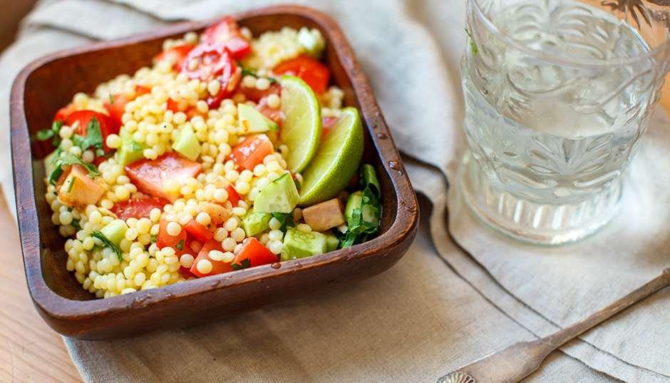 Recipe -- Couscous Salad