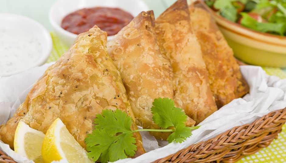 Recipe -- Indian Samosa