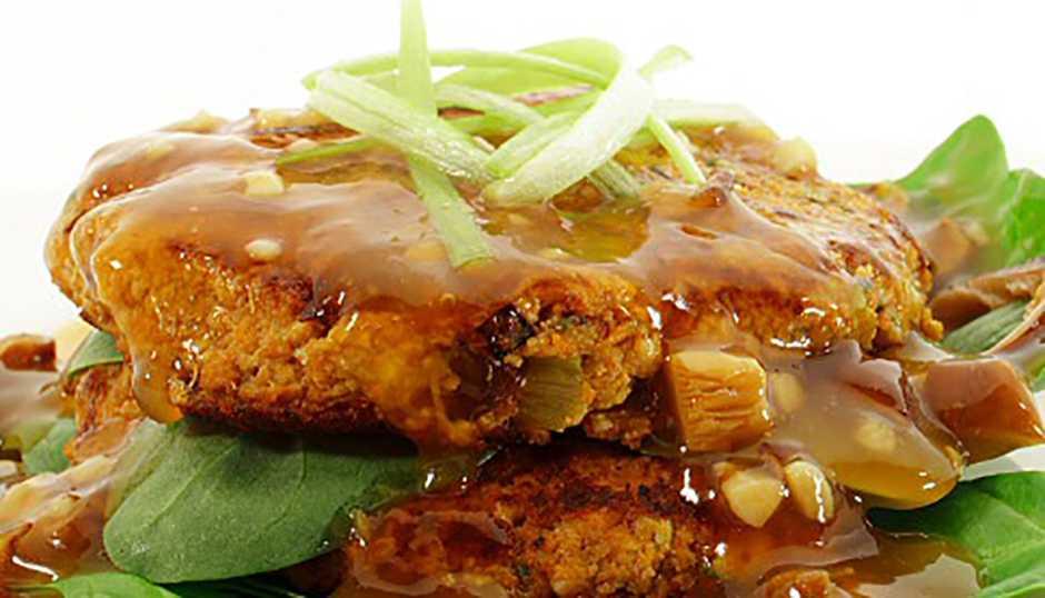 Recipe -- Tofu Foo Yung