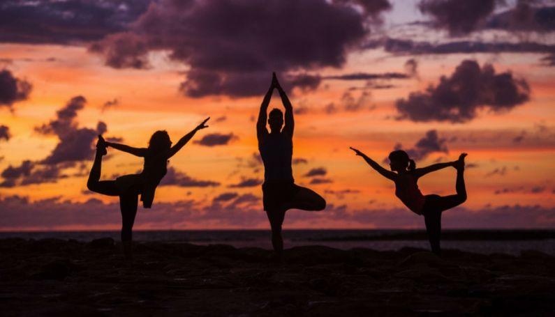 meditation yoga asanas spiritual asmy mantra room