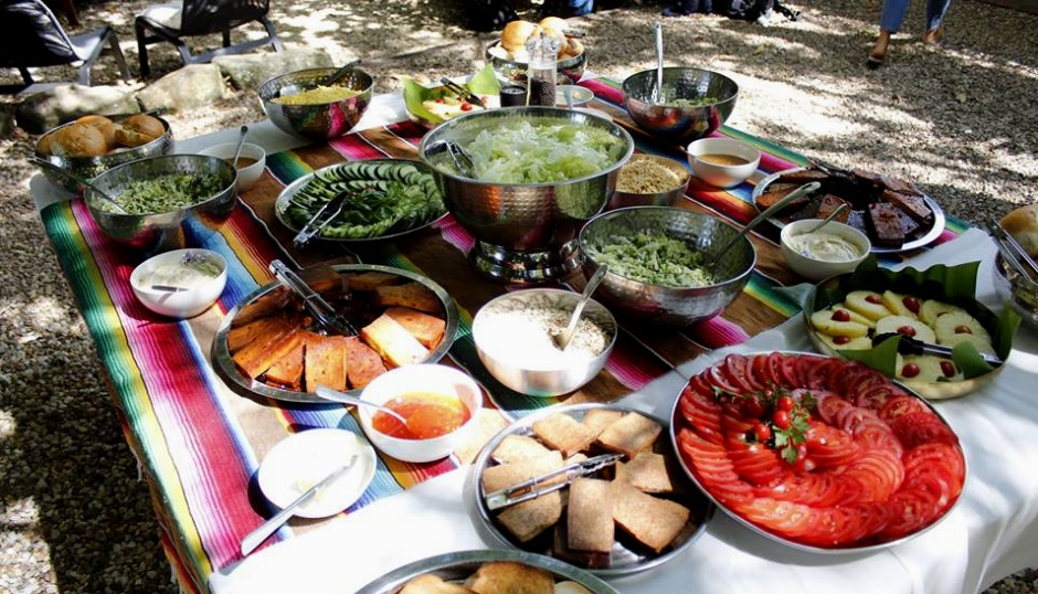 Cooking Adventures Around The World Festive Mediterranean cooking vegetarian vegan plant based food delicious cooking class health wellness world cuisine