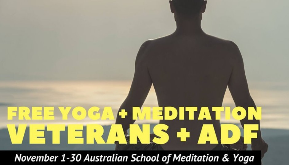 free yoga adf veterans support wellness health ptsd yoa meditaiton wisdom wellness spirituality connection