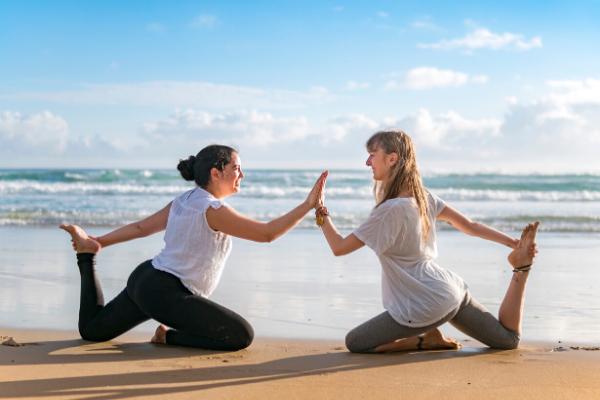 ASMY Burleigh Sunday Yoga