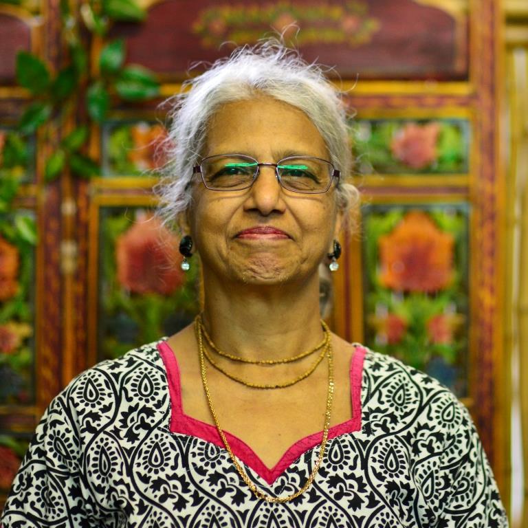 upendra - meditation instructor