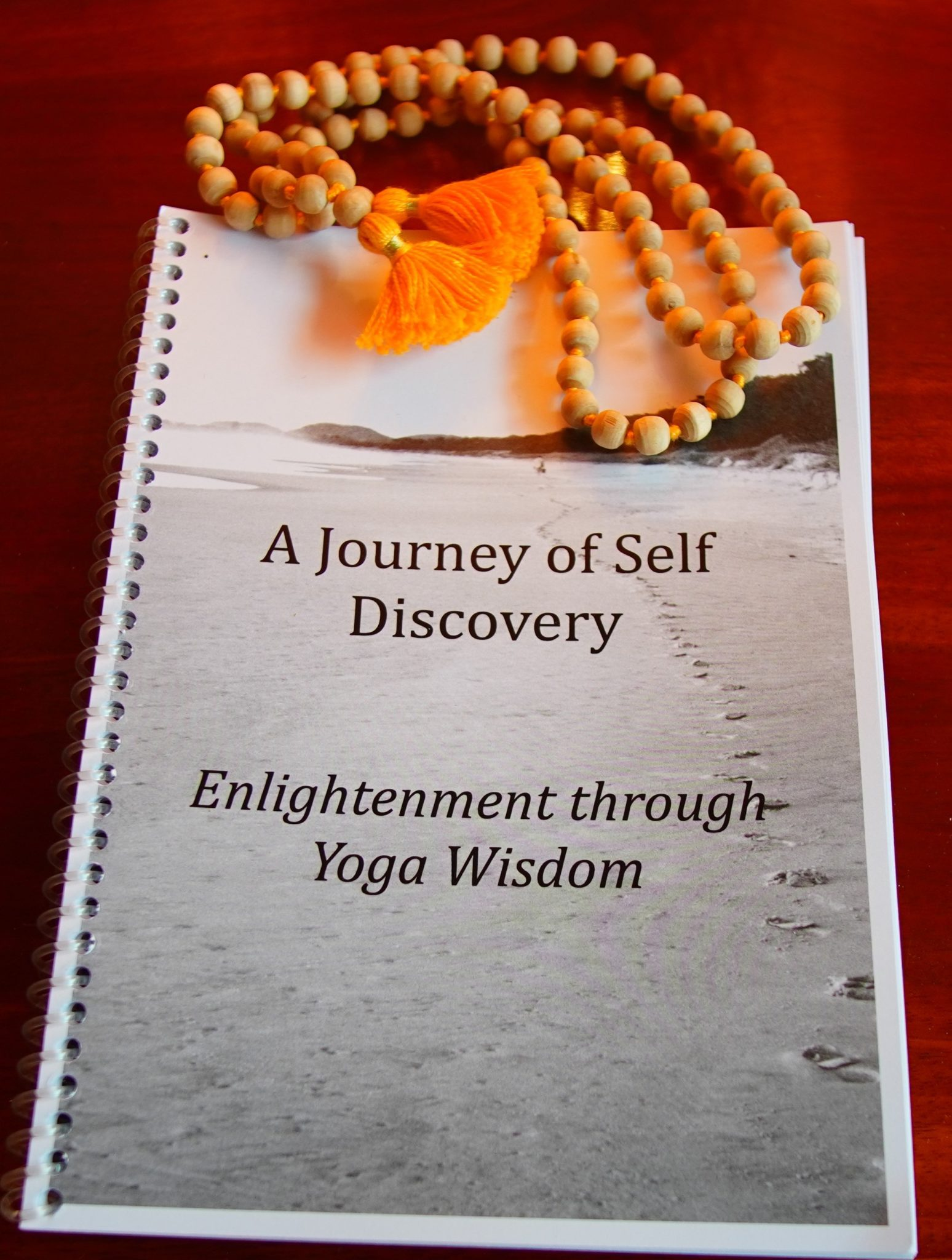 Journey of Self Discovery Book